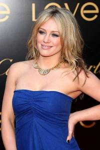 hot Photos of Hilary duff 2011