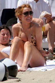 Bikini Lindsay Pictures Lohan