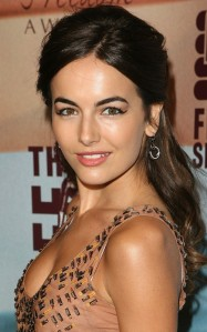 hot Actress Camilla belle at 2010 freedom awards