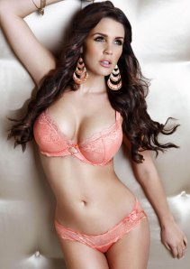 English model Danielle lloyd hot Photos 2011