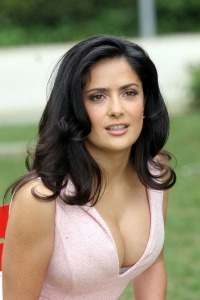 Salma Hayek Hollywood Hot and Sexy Actress Photos 2011