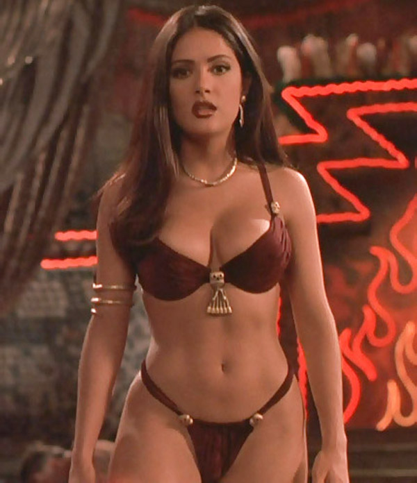 Mexican Hot Actress Salma Hayek Photos 2011 Hotfemale