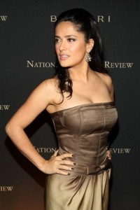 Mexican hot actress Salma Hayek Photos 2011