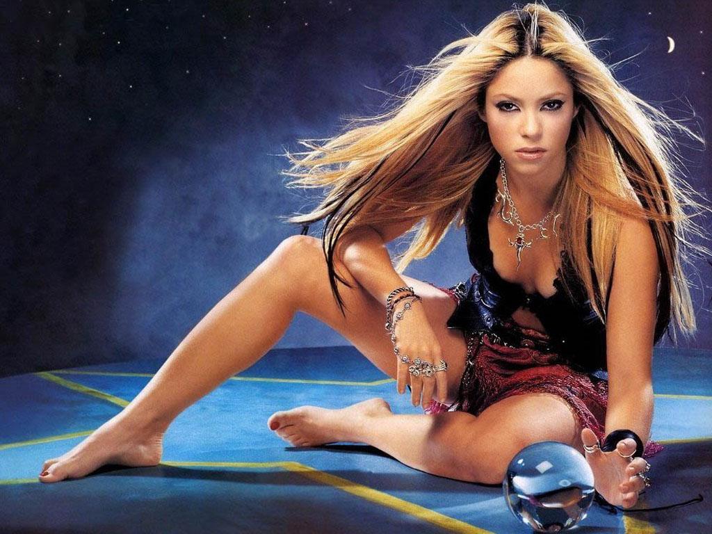 Shakira Singer Hotfemale-9675