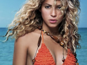 Hot Wallpapers of Singer Shakira 2011